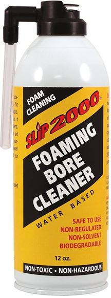 Picture of Slip 2000 Cleaner, Bore Cleaner - Foaming Bore Cleaner, Nozzle Hose Attached, 12oz Can, Water Based