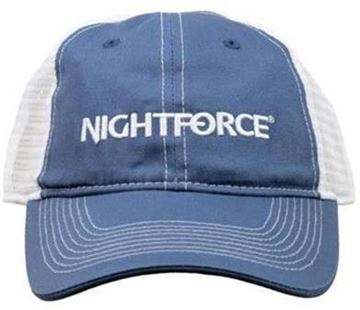 Picture of Nightforce Apparel, Hats - Mesh Back, Blue