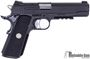 """Picture of Used SIG SAUER 1911 Traditional Tactical Operations Single Acton Semi-Auto Pistol - 9mm, 5"""", Nitron, Ergo XT Grips, 4x9rds, Low Profile SIGLITE Night Sights, Excellent Condition"""