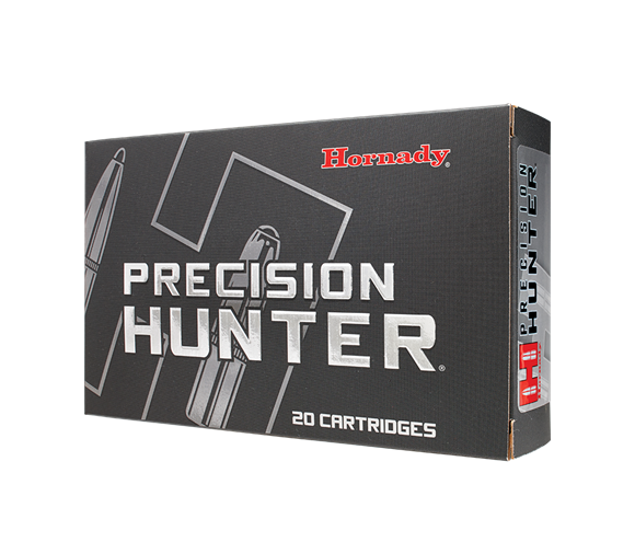 Picture of Hornady Precision Hunter Rifle Ammo - 7mm Rem Mag, 162Gr, ELD-X, 200rds Case