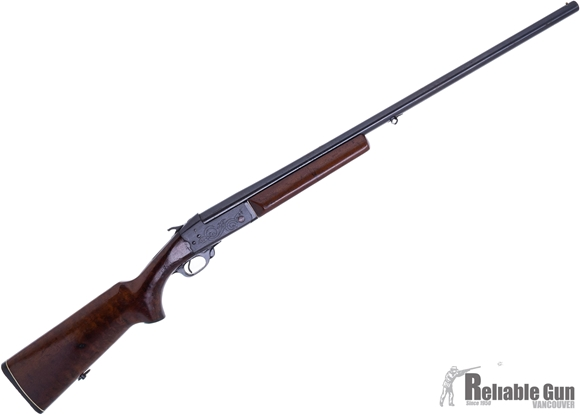 """Picture of Used CIL Model 402 Single-Shot 12ga, 2 3/4"""" Chamber, 30"""" Barrel Full Choke, Some Pitting on Barrel & Receiver, Otherwise Fair Condition"""