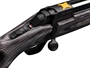 """Picture of Browning X-Bolt Eclipse Hunter Bolt Action Rifle - 7mm Rem Mag, 24"""", Sporter Contour, Matte Stainless, Satin Laminate Thumbhole Grip Stock w/Monte Carlo Cheekpiece, 3rds, Adjustable Feather Trigger"""