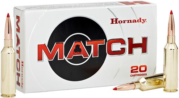 Picture of Hornady Match Rifle Ammo - 6.5 PRC, 147Gr, ELD Match, 200rds Case