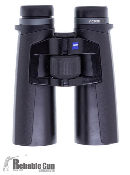 Picture of Used Zeiss Victory HT Binoculars - 10x42mm, Matte, FL/HT Lens, Abbe-Konig Prism, LotuTec, 400 mbar Water Resistance, Nitrogen Filled, w/Case Excellent Condition