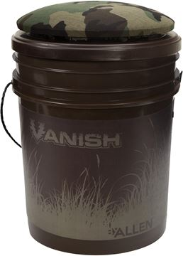 Picture of Allen Company Hunting Accessories -  Dove Bucket Nested, Seat, Camo