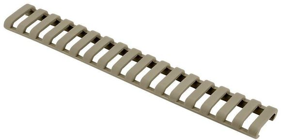 Picture of Ergo Grips Other Accessories - Ergo 18-Slot Lowpro Ladder Rail Cover, Single, Dark Earth