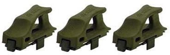 Picture of Magpul Magazine Enhancements - Ranger Plate, USGI 5.56x45mm, 3 Pack, OD
