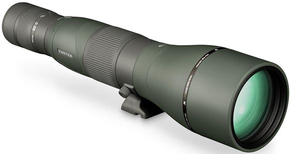 Picture of Vortex Optics, Razor HD Spotting Scope - 27-60x85mm, Waterproof, Straight Eyepiece