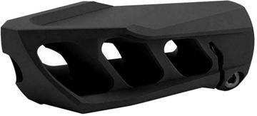 Picture of Cadex Defence Rifle Accessories - MX1 MINI Muzzle Brake, 5/8-24 Threads, 308, Black
