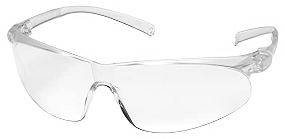 Picture of 3M Safety Supplies, Safety & Sport Glasses - Virtua Sport Safety Glasses, Clear Lens & Clear Frame