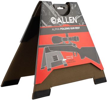 Picture of Allen Alpha-Lite Folding Gun Rest, Large, 8 Inch