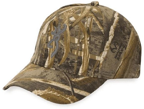 Picture of Browning Hats - Max5 Camo, Browning Logo, Snap Back