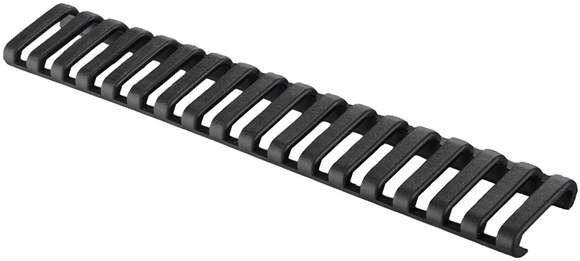 Picture of Ergo Grips Other Accessories - Ergo 18-Slot Lowpro Ladder Rail Cover, Single, Black