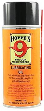 Picture of Hoppe's No. 9 Lubricating Oil - Aerosol Can 115g, 4oz