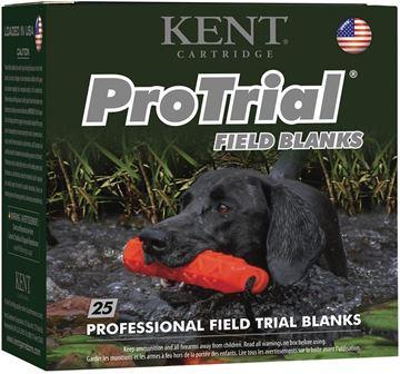 "Picture of Kent ProTrial Field Blanks Shotgun Ammo - 12Ga, 2-1/2"", 25rds Box"