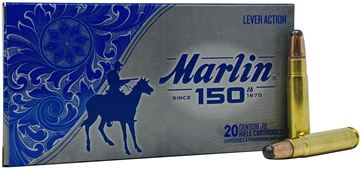 Picture of Marlin Centerfire Rifle Ammo - 35 Remington, 200Gr, SP, 20rds Box
