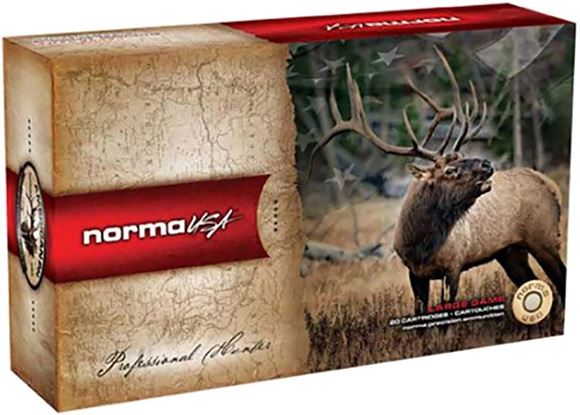 Picture of Norma Hunting Ammo - 308 Norma Magnum, 180Gr, Oryx, 20rds Box
