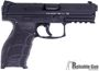 Picture of Used H&K SFP9 Semi-Auto Striker Fire Pistol - 9mm, Adjustable Grips, 3-Dot Night Sights, Front Serrations, 2 Magazines, Original Box And Accessories, Blade-Tech Holster, Excellent Condition (Unfired)