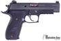 "Picture of Used SIG SAUER P226 Elite Dark DA/SA Semi-Auto Pistol - 9mm, 4.4"", Nitron, Black Hard Anodized, Aluminum Grips, 3x10rds, Adjustable Combat Night Sights, Beavertail, Original Box, Good Condition"