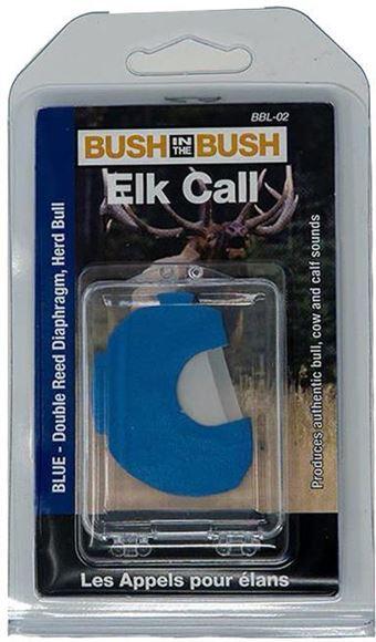Picture of Bush in the Bush Elk Calls, Series II - Blue, Double Reed, Herd Bull
