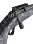 "Picture of Browning X-Bolt Hell's Canyon Long Range McMillan Tungsten Ambush Bolt Action Rifle - 6.5 PRC, 26"", Heavy Sporter Contour, Tungsten Cerakote, Urban Carbon Ambush Stock, 3rds, 20 MOA Rail, Muzzle Brake"