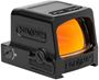 Picture of Holosun Reflex Sights - HE509T-RD Reflex Sight, Black, 2 MOA Red Dot; 32 MOA Circle, 10 DL & 2 NV Compatible, Enclosed & Titanium Housing, Waterproof, Solar Cell, CR1632, Up to 50,000 hrs, RMR Plate Included