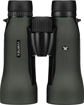 Picture of Vortex Optics, Diamondback HD Binoculars - 15x56mm, Fully Multi-Coated, Adjustable Eyecups, Tripod Adaptable, Centre Focus Wheel, Waterproof/Fogproof/Shockproof, Glasspak Bino Case & Harness, Tripod Adapter Included