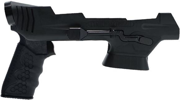 Picture of TandemKross Gun Parts, Chassis - Upriser Chassis for PC Carbine, Angled Adapter, Black