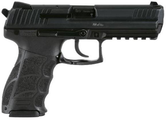 "Picture of Heckler & Koch (H&K) P30L V3 DA/SA Semi-Auto Pistol - 9mm, 4.26"", Blued, Polymer, 2x10rds, Fixed Sights, Long Slide, Rail"