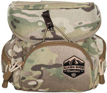 Picture of Alaska Guide Creations Binocular Harness Packs - Alaska Classic Bino Pack, Multi-Cam Camo, Fits Up To 12x50 Binoculars, & Large Rangefinders