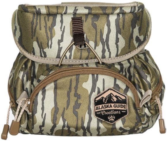 Picture of Alaska Guide Creations Binocular Harness Packs - Alaska Classic Bino Pack, Mossy Oak Bottom Lands Camo, Fits Up To 12x50 Binoculars, & Large Rangefinders