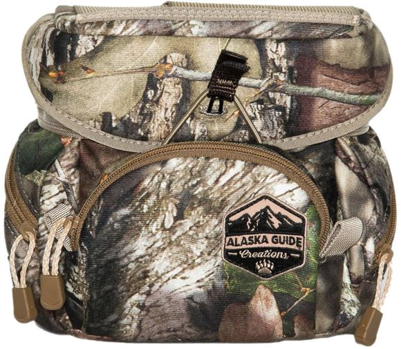 Picture of Alaska Guide Creations Binocular Harness Packs - Alaska Classic Bino Pack, Mossy Oak Break Up Camo, Fits Up To 12x50 Binoculars, & Large Rangefinders