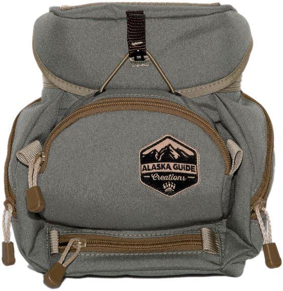 Picture of Alaska Guide Creations Binocular Harness Packs - Kodiak Cub MAX Bino Pack, Foliage Camo, Fits Up To 10x42 Binoculars, & Medium Sized Rangefinders