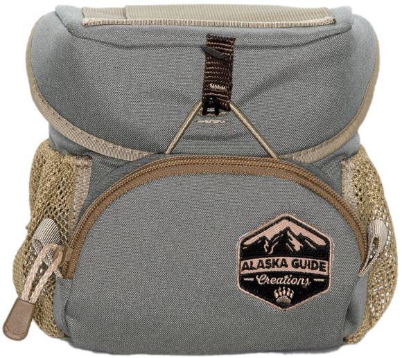 Picture of Alaska Guide Creations Binocular Harness Packs - Hybrid Bino Pack, Foliage Color, Fits Up To 10x42 Binoculars, & Medium Sized Rangefinders