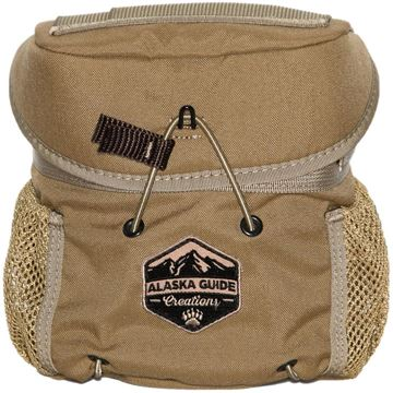 Picture of Alaska Guide Creations Binocular Harness Packs - KISS Bino Pack, Coyote Brown, Fits Up To 10x42 Binoculars