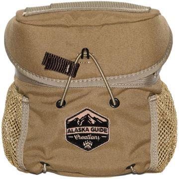 Picture of Alaska Guide Creations Binocular Harness Packs - KISS Bino Pack, Coyote Brown, Fits Up To 10x42 Binoculars