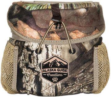Picture of Alaska Guide Creations Binocular Harness Packs - KISS Bino Pack, Mossy Oak Break Up Camo, Fits Up To 10x42 Binoculars