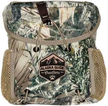 Picture of Alaska Guide Creations Binocular Harness Packs - KISS Bino Pack, True Timber Camo, Fits Up To 10x42 Binoculars