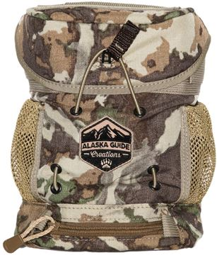 Picture of Alaska Guide Creations Binocular Harness Packs - KISS Max Bino Pack, Fusion Camo, Fits Up To 10x42 Binoculars