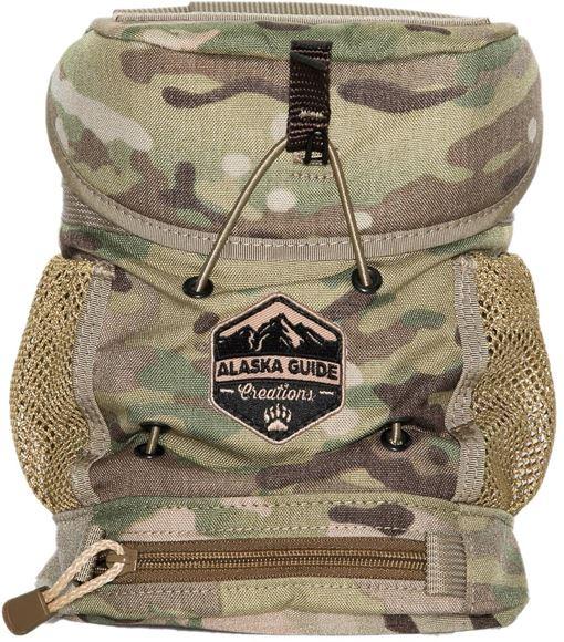 Picture of Alaska Guide Creations Binocular Harness Packs - KISS Max Bino Pack, Multi-Cam Camo, Fits Up To 10x42 Binoculars