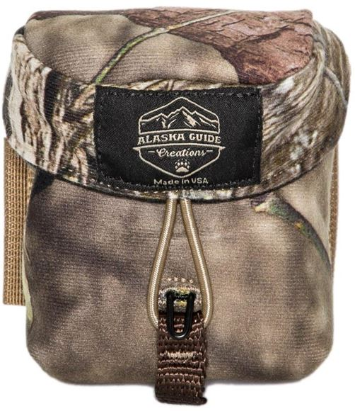 "Picture of Alaska Guide Creations Rangefinder Pouch - Mossy Oak Break Up Camo, Rangefinder Pouch, 3 1/2"" (Width) x 4 1/2"" (Height) x 2"" (Depth)"