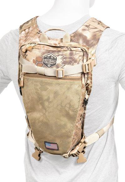 Picture of Alaska Guide Creations Hydration Packs - Stalker Backpack Add On, Kryptek Camo, Fits Up To 3L Bladder(Not Included)