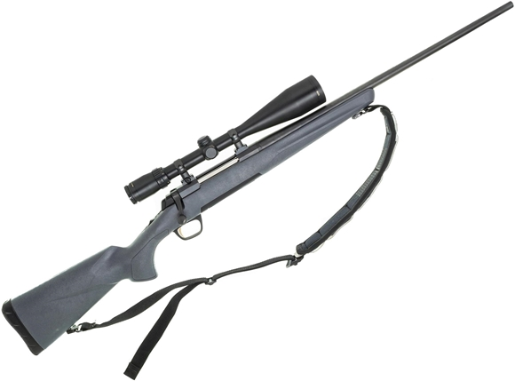 "Picture of Used Browning X-Bolt, 270 Win Bolt Action Rifle, 22"" Blued Barrel, Grey Synthetic Stock, 4 rnd Magazine, Bushnell Elite 3-9x50mm Scope, Hard Case, Sling, Bore Snake, Excellent Condition"
