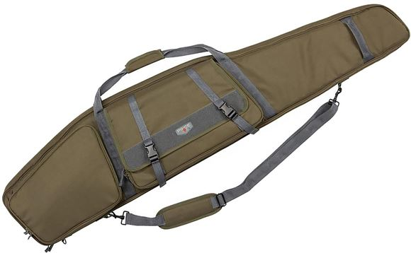 """Picture of Allen Shooting Gun Cases, Rifle Cases - Garrison Rifle Case, 55"""", OD Green"""