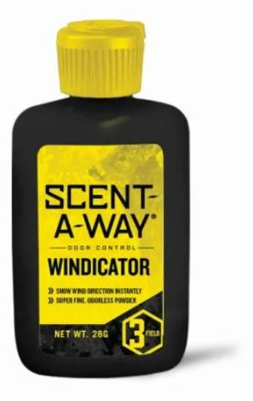 Picture of Scent-A-Way Wind Checker, Windicator, Wind Direction Indicator, (28g)