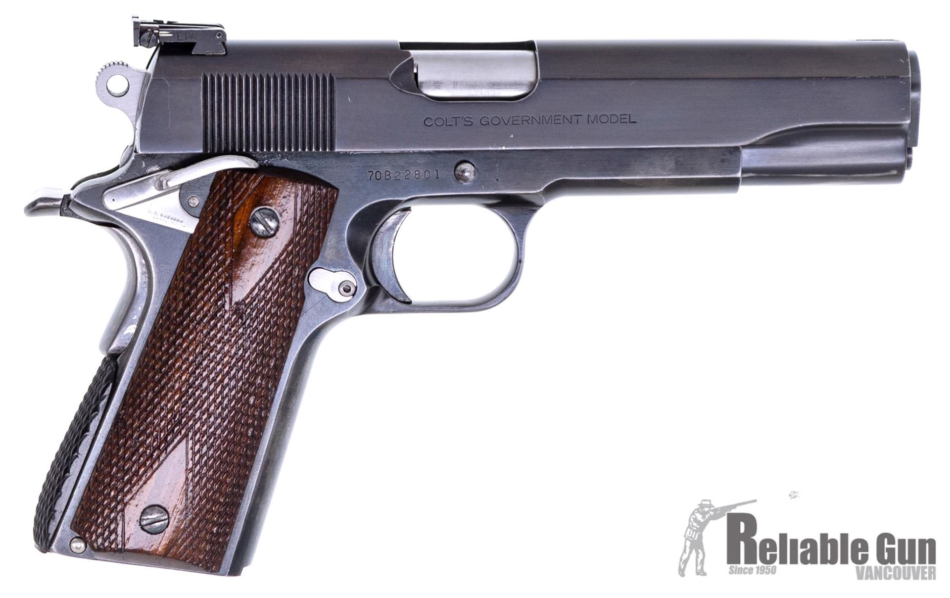 Conseil sur l'achat d'un 1911. 0044823_used-colt-1911-mk-iv-series-70-government-semi-auto-pistol-45-auto-5-blued-diamond-checkered-wood-gr