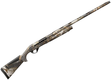 """Picture of Benelli Super Black Eagle III Semi-Auto Shotgun - 12Ga, 3.5"""", 28"""", Vented Rib, Gore Optifade Timber Camo, Synthetic Stock w/ComforTech 3, 3rds, Red-Bar Front & Metal Mid-Bead Rear Sights, Crio Chokes (IC,M)"""