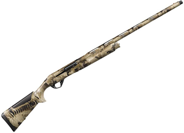"""Picture of Benelli Super Black Eagle III Semi-Auto Shotgun - 12Ga, 3.5"""", 28"""", Vented Rib, Gore Optifade Marsh Camo, Synthetic Stock w/ComforTech 3, 3rds, Red-Bar Front & Metal Mid-Bead Rear Sights, Crio Chokes (IC,M)"""