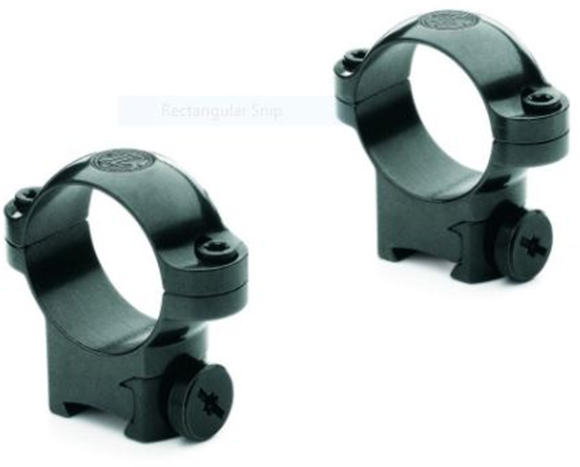 "Picture of Leupold Optics, Ringmounts - Rimfire 11mm, CZ, 1"", High, Matte"