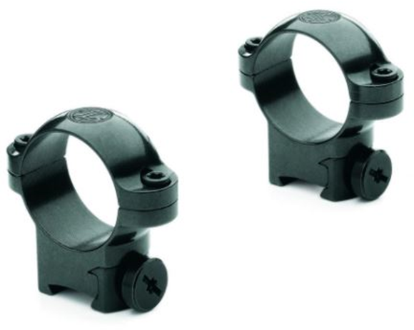 "Picture of Leupold Optics, Ringmounts - Rimfire 11mm, CZ, 1"", Medium, Matte"